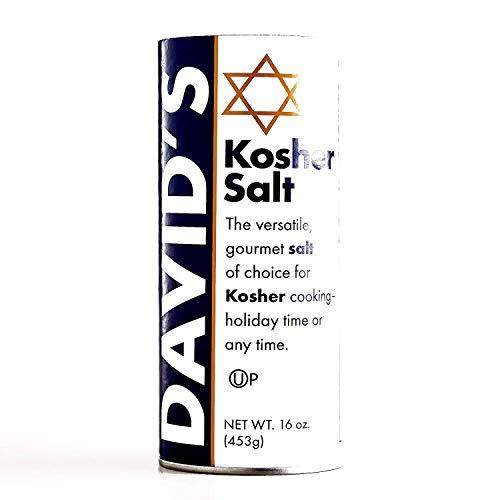 Davids Kosher Salt 16 oz each 1 Item Per Order