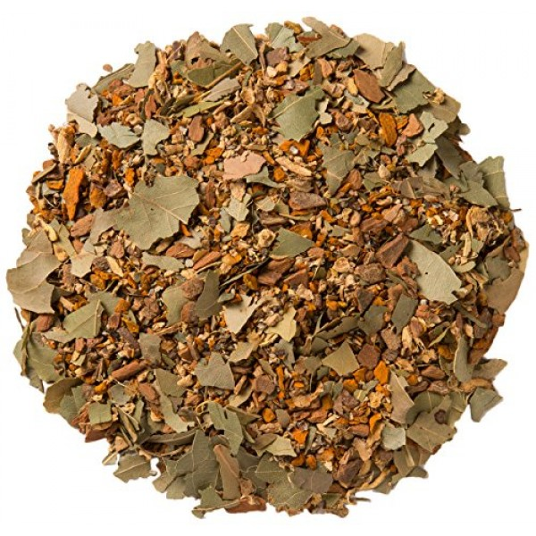 Davidsons Tea Ayurvedic Infusions De-Congest, Bulk Tea, 16 Ounce