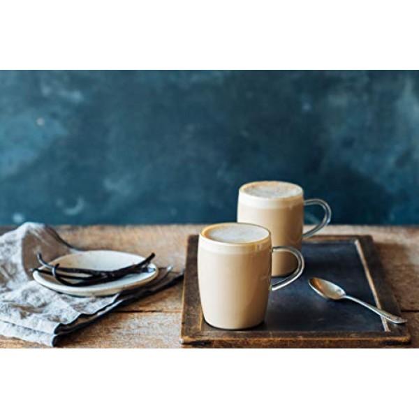 DaVinci Gourmet Classic Coffee Syrup Vanilla 25.4 Oz. Pack of 4...