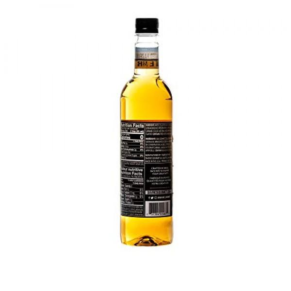DaVinci Gourmet Coffee Syrup, Sugar-Free Hazelnut, 25.4 Ounce Bo...