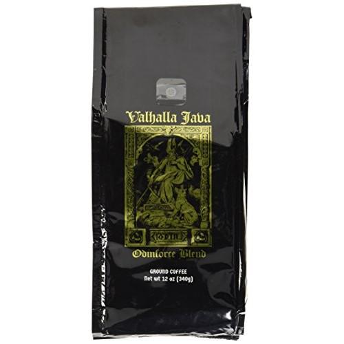 Valhalla Java Ground Coffee by Death Wish Coffee Company, USDA C...