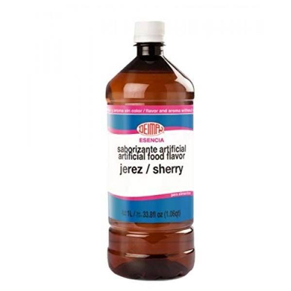 Deiman Artificial Food Flavor Sherry E 1 Liter
