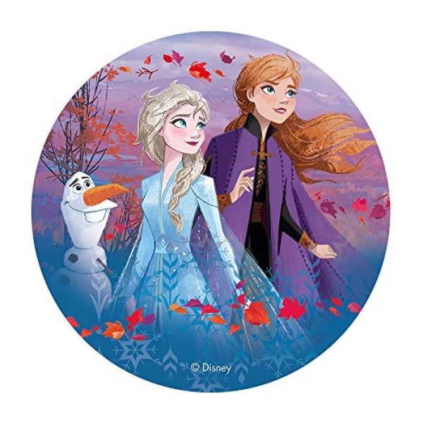 Dekora 114382 Disney Frozen 2 Fans Edible Wafer Cake Topper, 20 ...