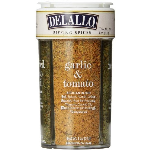 DeLallo Dipping Spice, 4 oz