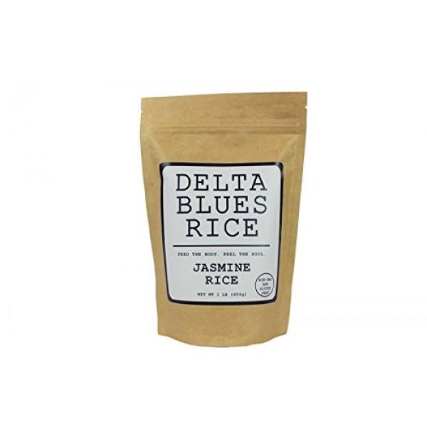 Delta Blues Rice Jasmine, 1 LB