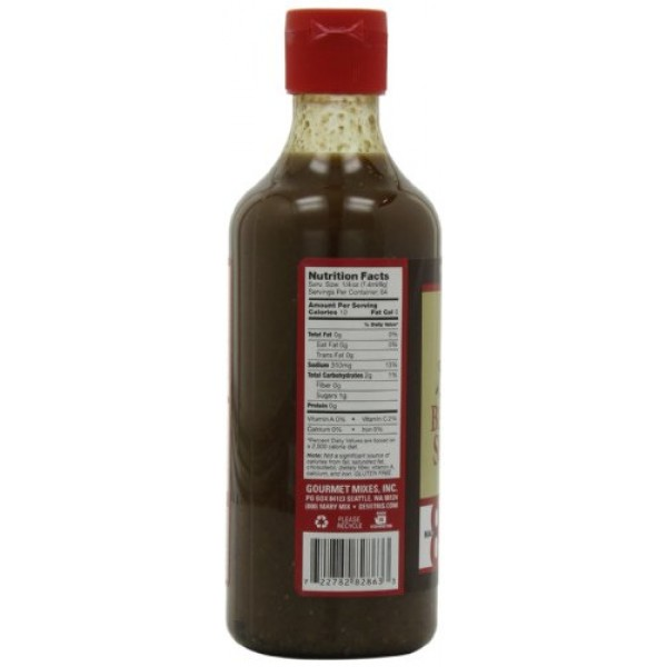 Demitris Bloody Mary Seasoning Classic Recipe, 16-Ounce Bottles...