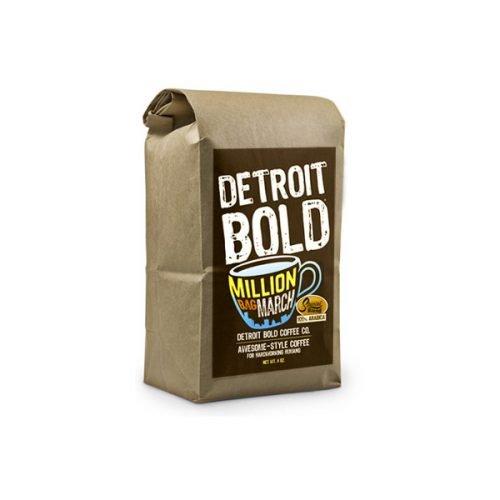 Million Bag March Coffee - Whole Bean - 16 Ounce Bag - 100% Arab...