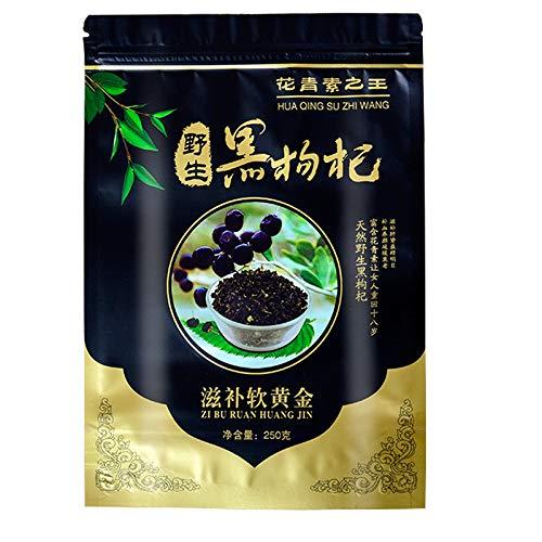 AAAAA Top Grade Qinghai Black Goji / Black Wolfberries 200G