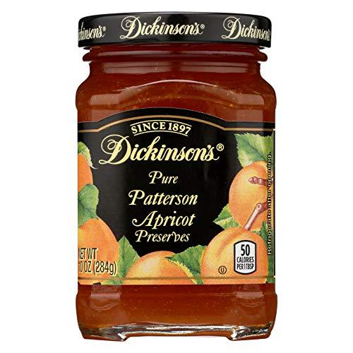 Dickinson Apricot Preserve, 10 Ounce - 6 per case.