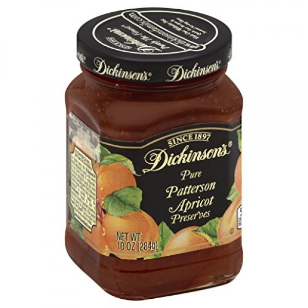 Dickinsons Prsvr, Apricot, 10-Ounce