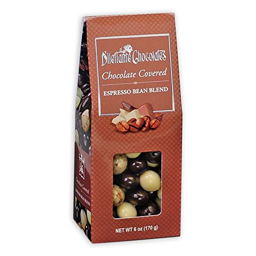 Chocolate Covered Espresso Bean Blend - 6 oz Gift Box - by Dilet...