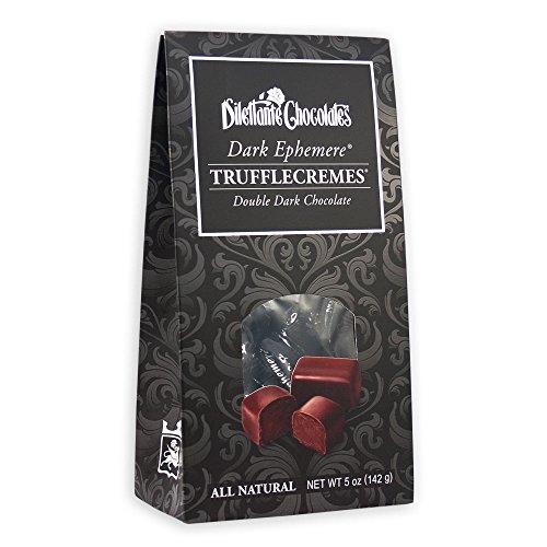 Ephemere TruffleCremes in Dark Chocolate - 5 oz Gift Box - by Di...
