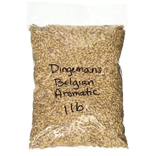 Dingemans Belgian Aromatic Malt Home Brewing Malt Whole Grain 1l...