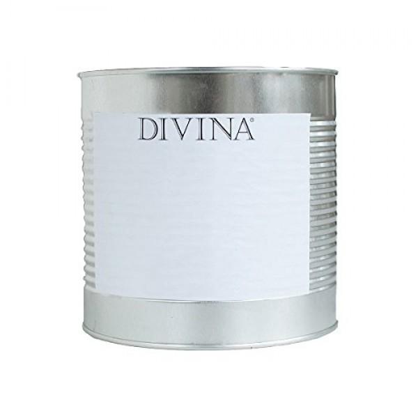 Divina Marinated Artichoke Quarters with Aji Peppers, 5.5 Lb.