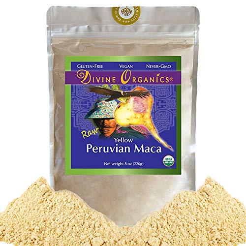 ROYAL HIMALAYAN Organic Peruvian Maca Powder, 8 OZ