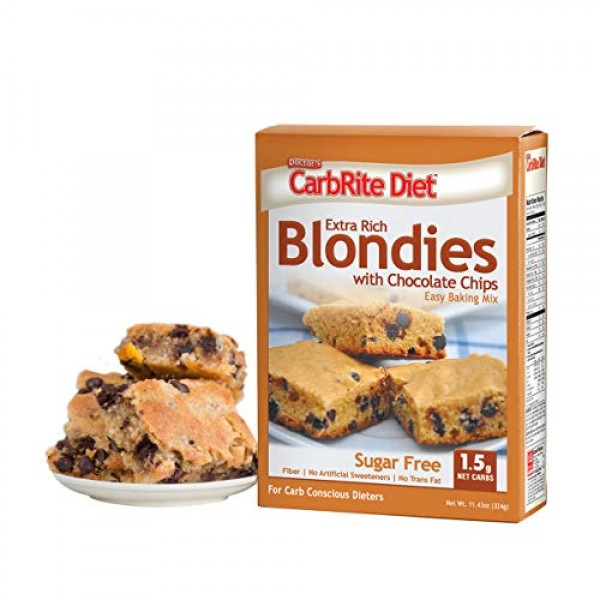 Doctors CarbRite Diet - Sugar Free- 1.5g Net Carbs - Great for ...