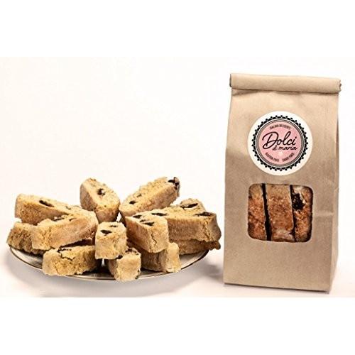 Dolci di Maria Gluten Free Vanilla Chocolate Chip Biscotti