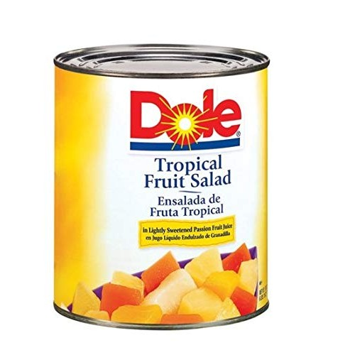Dole Tropical Fruit 106 oz. pack of 2
