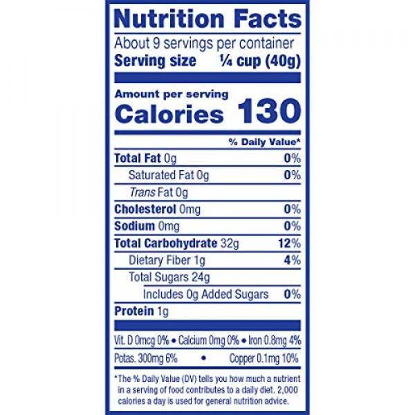 Dole, Raisins, California Seedless, 12oz
