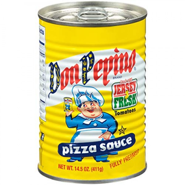 Don Pepino Pizza Sauce, 14.5 Ounce Pack of 12