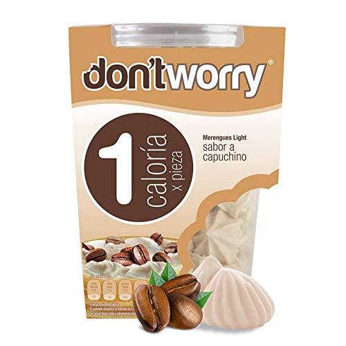 Delicious Light Meringues, Cappuccino Flavor, Only 1 calorie per...