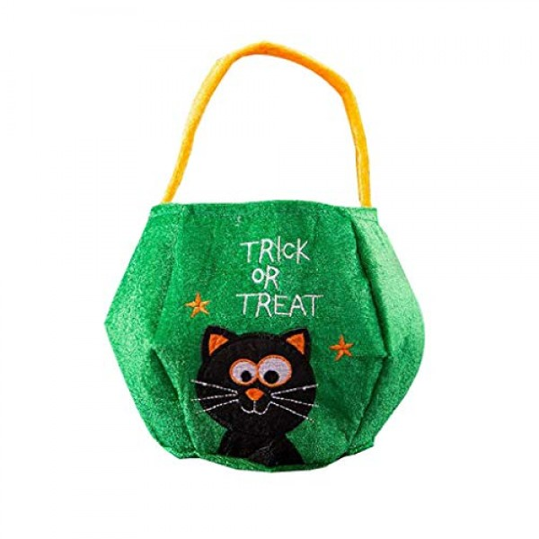 Dosoop Halloween Trick or Treat Bags for Kids Candy Gags Large R...