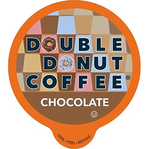 Chocolate Coffee - Chocolate Flavored Coffee in Recyclable Singl...