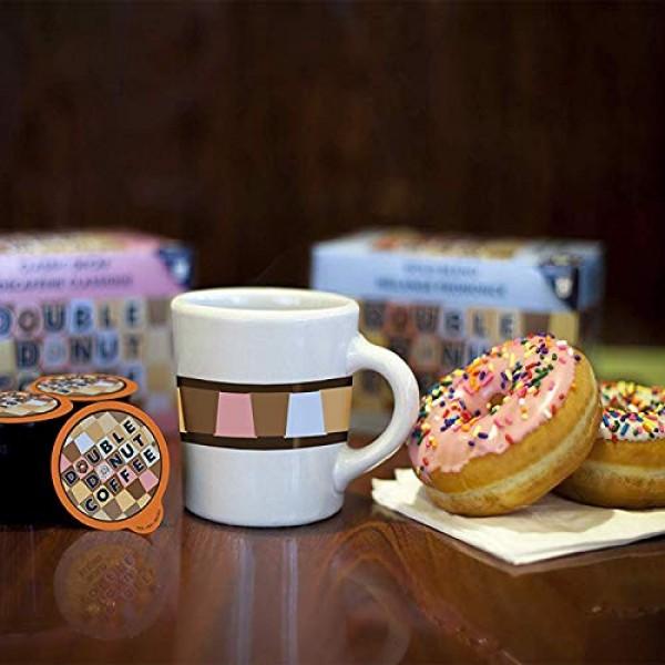Donut Shop Coffee Pods Medium Roast Coffee, Single-Serve Pods fo...