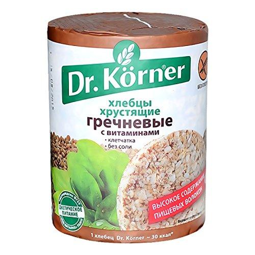 Dr. Korner Buckwheat Crispbread 100g 5-pack