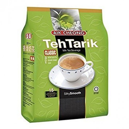 Aik Cheong Milk Tea Beverage 15 Sachetspack of 1