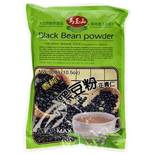 Greenmax Black Bean Powder 10.50 Oz