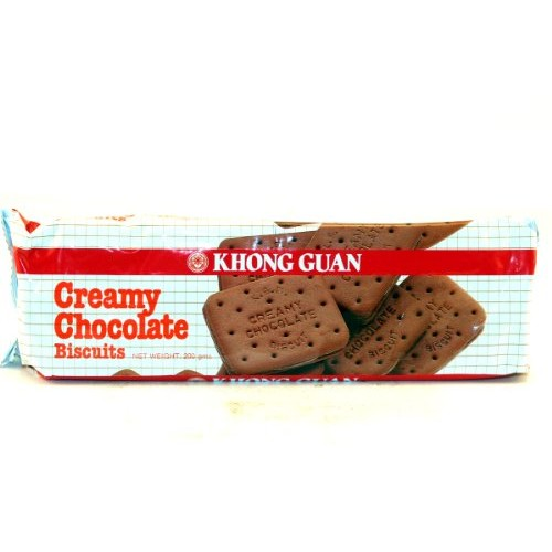 Khong Guan Biscuits Creamy Chocolate Pack of 1