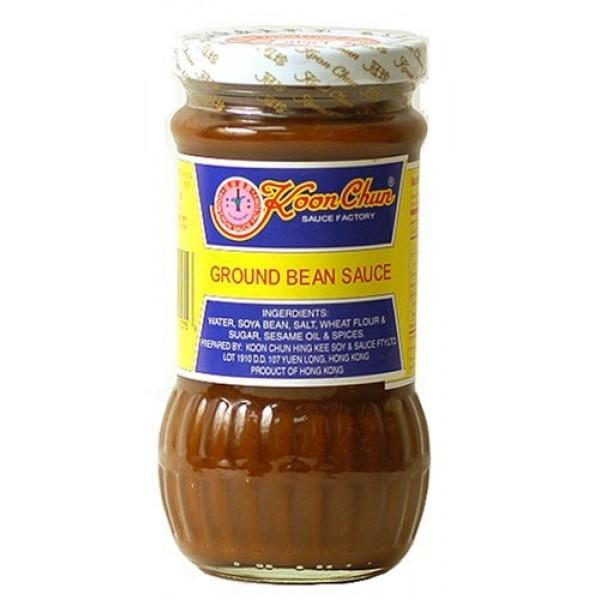 - Koon Chun Ground Bean Sauce, 13-Ounce Jars Pack of 1