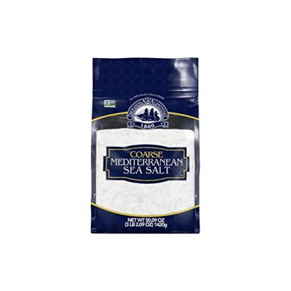 Drogheria & Alimentari Coarse Ground Mediterranean Sea Salt, 50....