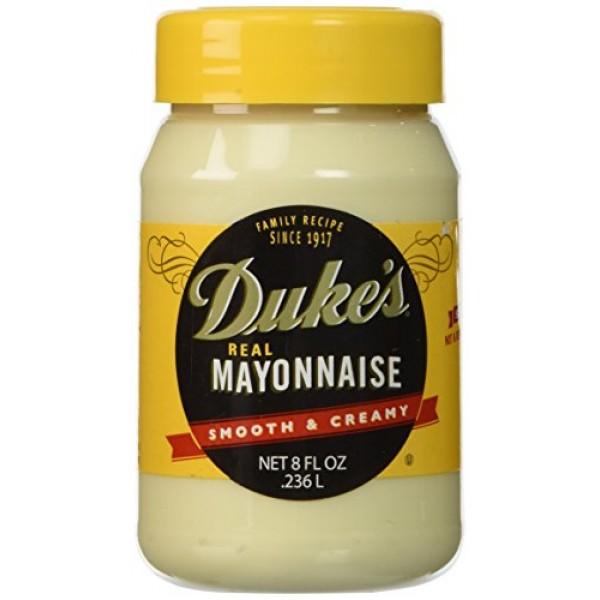 Dukes Mayonaise 8 oz.