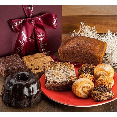 Dulcet Gift Baskets Old Fashioned Sampler Food Gift Basket Fille...