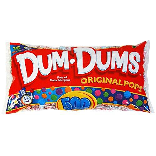 Dum Dum Pops 500 ct. pack of 6