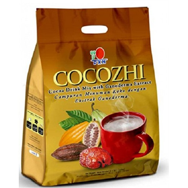 DXN Cocozhi Cocoa Drink 20 Sachets 2 Packs