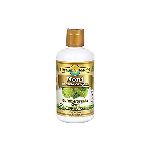 Dynamic Health Noni Juice, Tahitian Morinda Citrifolia, 32 Ounce...