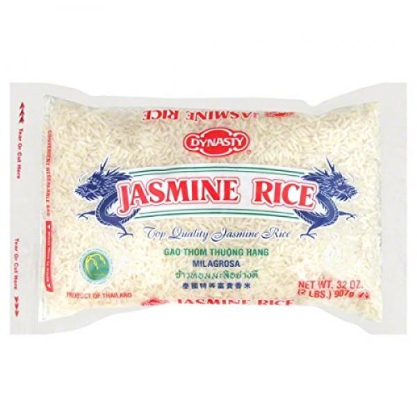 Dynasty Jasmine Rice, 32 oz