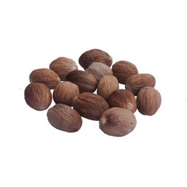 Organic Nutmeg Whole 1LB