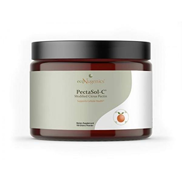 ecoNugenics – PectaSol-C Modified Citrus Pectin - 150 Grams | Pr...