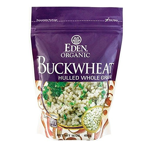 Eden Organic Buckwheat Hulled Whole Grain, 16 OZ Pack - 3