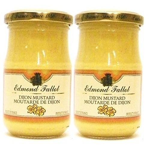 Edmond Fallot Dijon Mustard 7.4 Oz 2-Pack