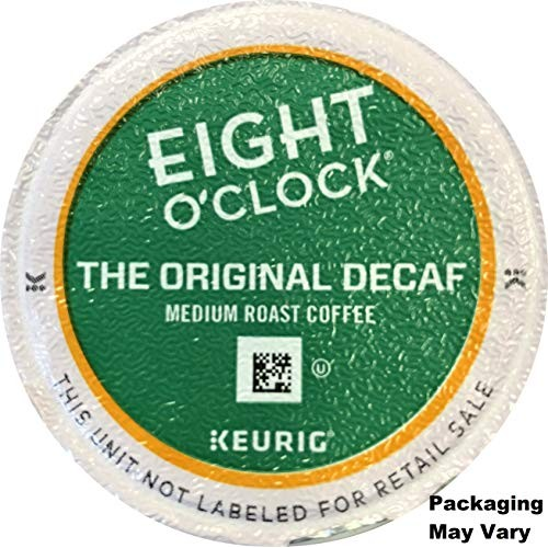 Eight OClock Coffee Original Decaf K-Cups - 48 Count 2 boxes o...
