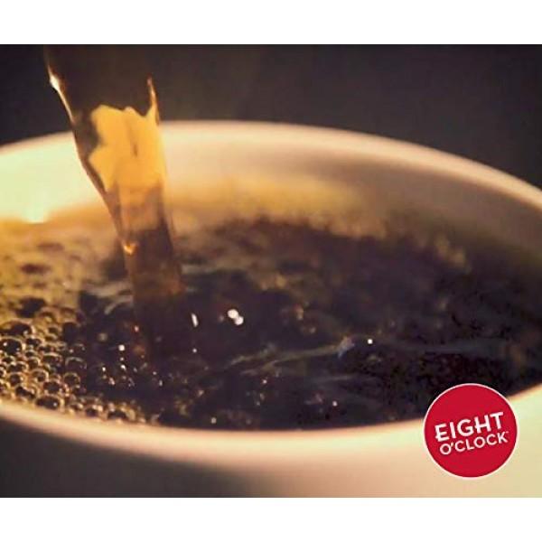 Eight OClock Ground Coffee, Dark Italian Espresso, 11.5 Ounce ...