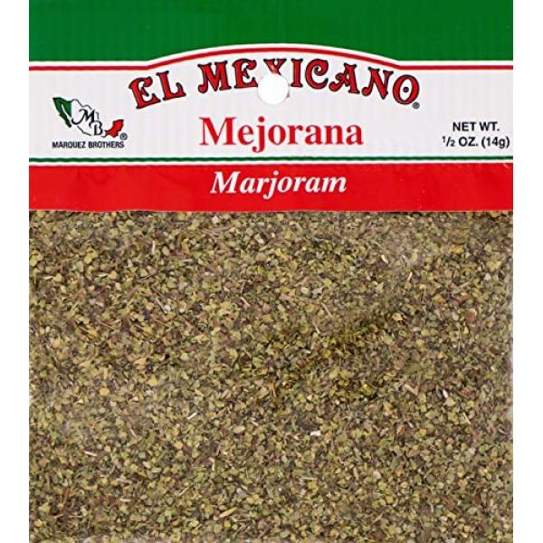El Mexicano Mejorana/ Marjoram 1/2 oz
