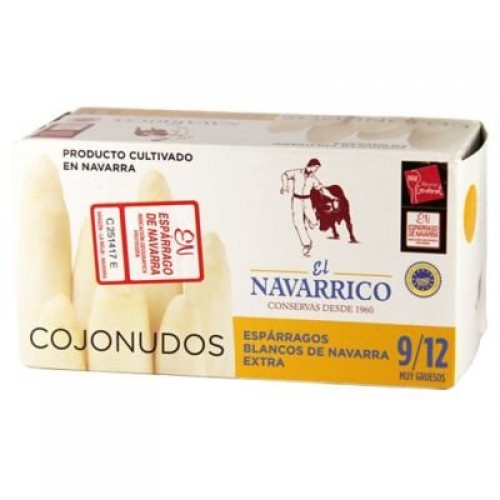White Asparagus Spears by El Navarrico - Very Thick Grade, 9-12 ...