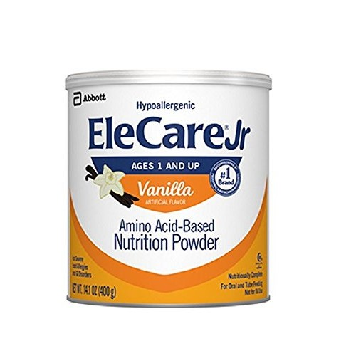 Elecare Medical Food, Vanilla, 14.1-Ounce6 Pack