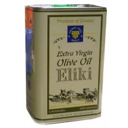 ELIKI Extra Virgin Olive Oil, 3L